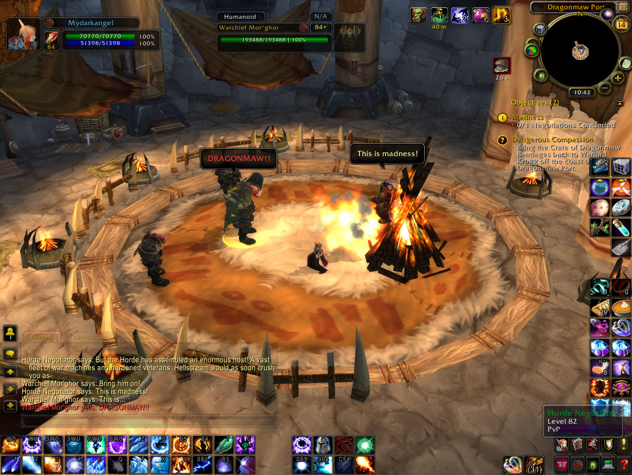 The Gaming Report - DirectX 11 in WoW - Soft32 Blog