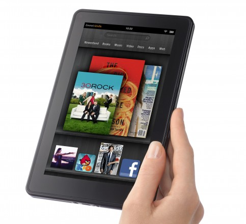 Kindle Fire - on the track to become the second most-sold