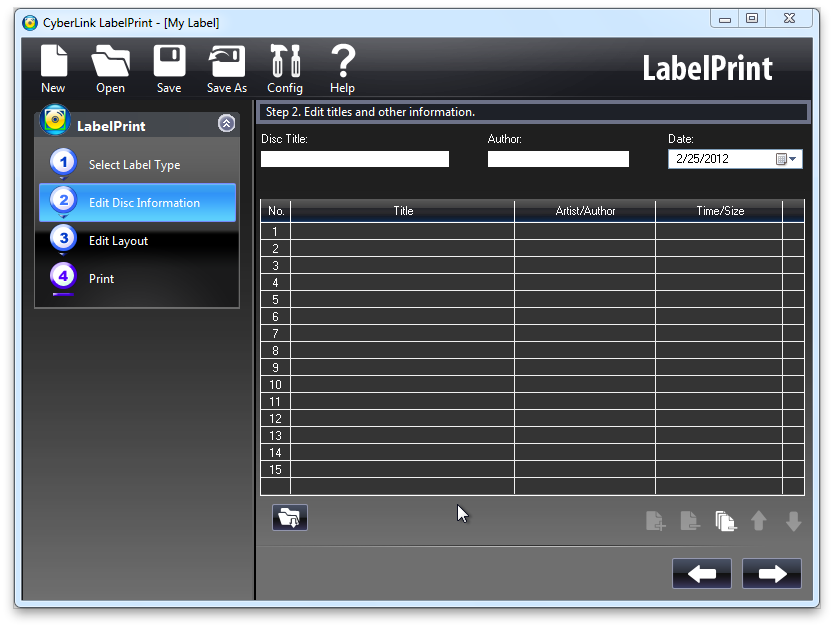 how to uninstall cyberlink labelprint