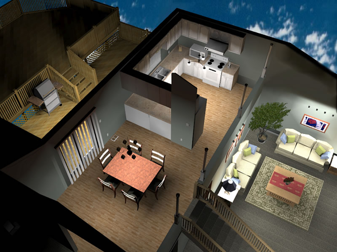 Create 3d Building And Landscape Exteriors And Interiors With Envisioneer Express Soft32 Blog