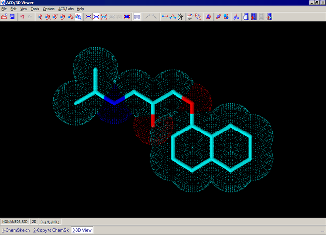 Draw Chemical Structures With Ease Using Chemsketch Soft32 Blog