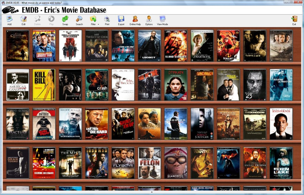 EMDB - Eric's Movie Database