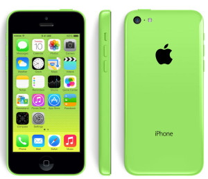 green-iphone5c