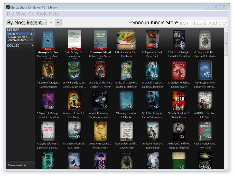 Read your favorite ebooks on your mac or on your pc with kindle ive been an ebook advocate since 2002 when i began reading books with microsoft reader it was one of the best main streamed options at the time fandeluxe Images