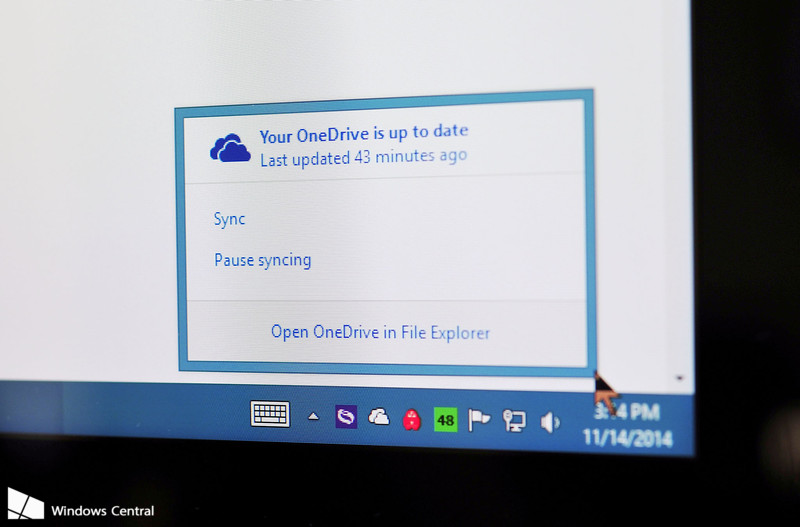 how to get update folder onedrive on computer choose folder