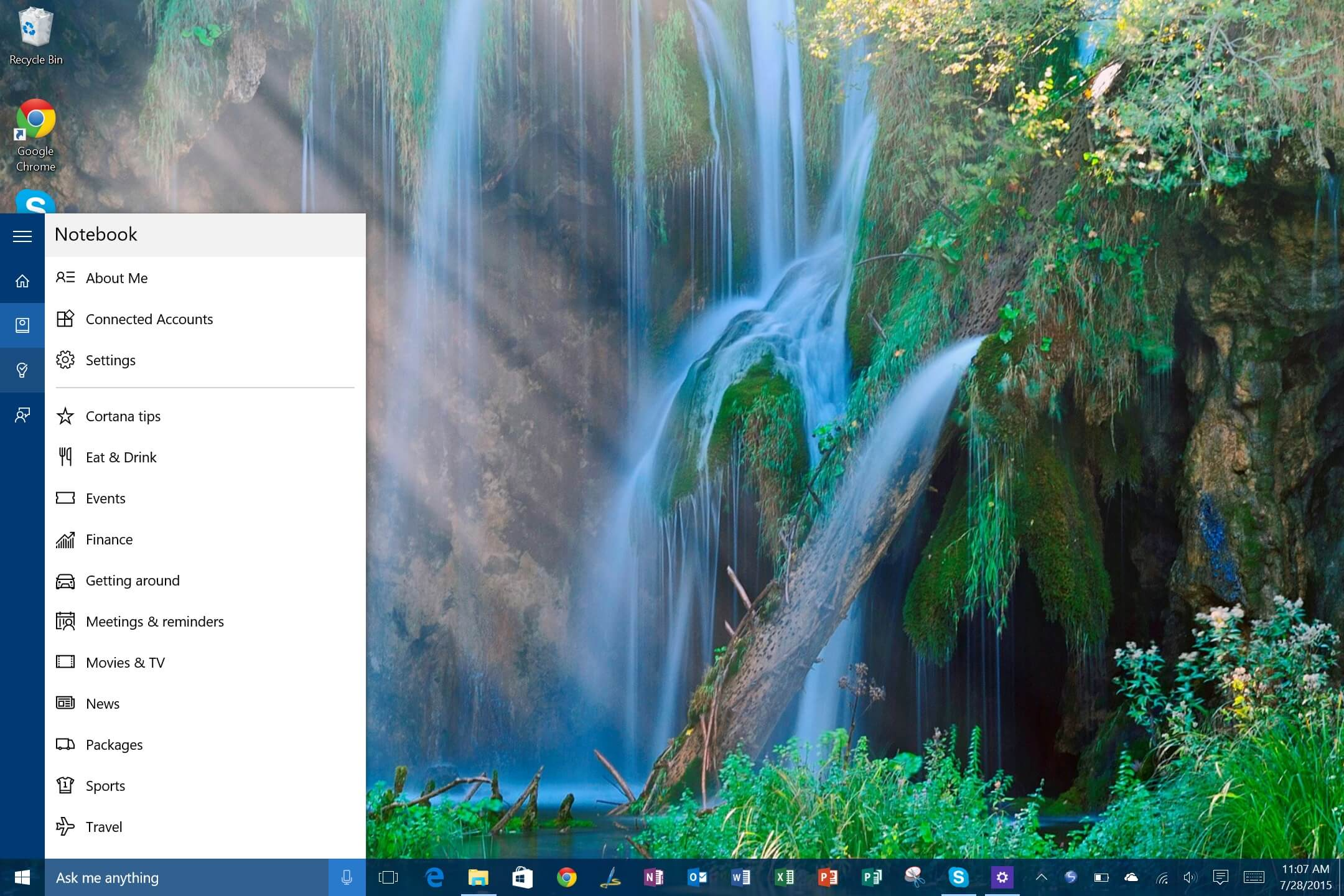 Don t know that i will use cortana all that much on my surface pro 3