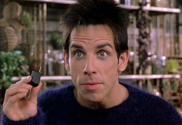 Zoolander Phone - The Veer